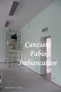 Canziani Fabio Imbiancature - Pitture schermanti- appartamento novara