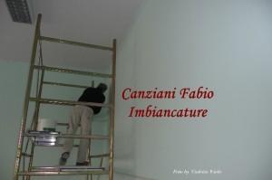 Canziani Fabio Imbiancature - sanificare locali- appartamento novara